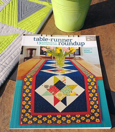 Table Runner Roundup book