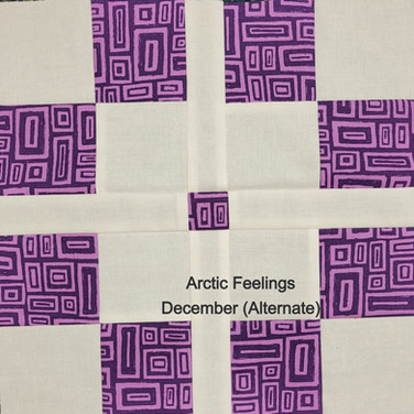 Arctic Feelings - December (Alternate)