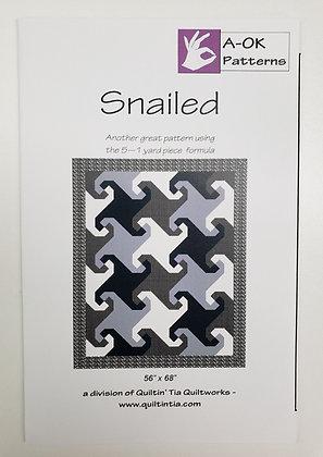 Snailed pattern