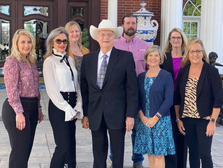 Bob Funk and Express Support Oklahoma's CareerTech Teachers