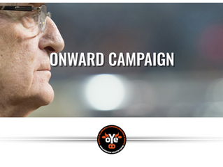 Bob Funk: Update on the ONWARD Campaign