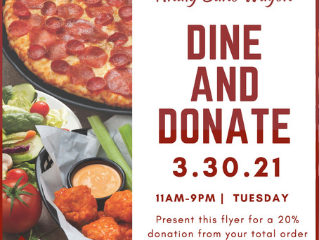 Dine at Round Table and They Will Donate to the Band!