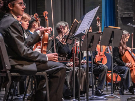 2021 Orchestra & Symphonic Band Spring Concert