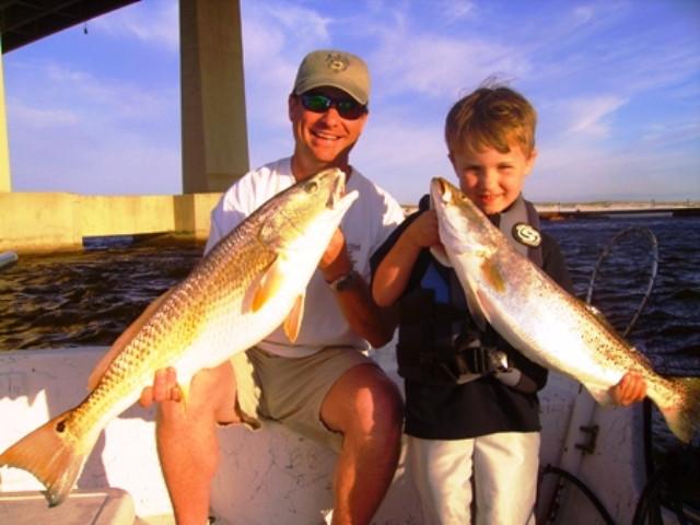 Alabama Inshore Back Bay Fishing