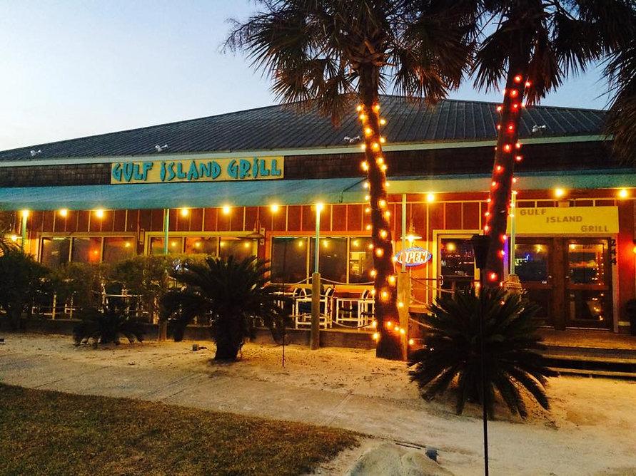 Gulf Island Grill restaurant