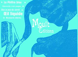 Moult Éditions a 10 ans!