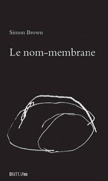 Nouveau : Le nom-membrane