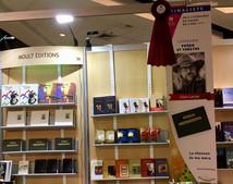 Alain Larose lauréat d'un Prix littéraire du Salon du livre du Saguenay-Lac-St-Jean 2018