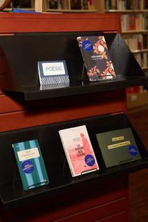 Bravo à Alain Larose, finaliste pour le Prix des libraires, catégorie Poésie!