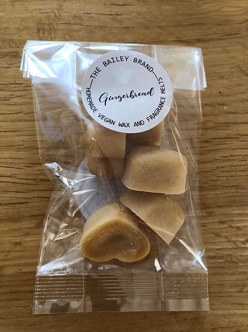 Gingerbread Samples 5 wax melts)