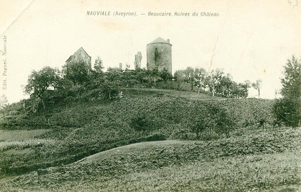 Chateau de Beaucaire (Nauviale 12) 156.j