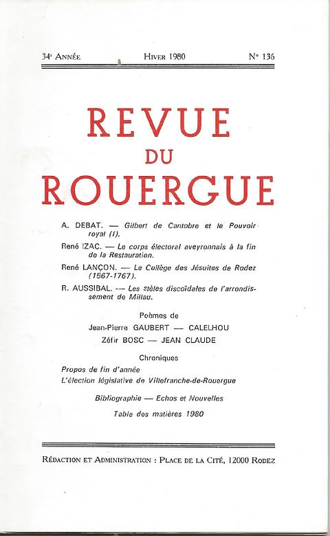 Chateau de Beacaire - Revue du Rouergue