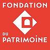 fondation du patrimoine logo 2021 fond r