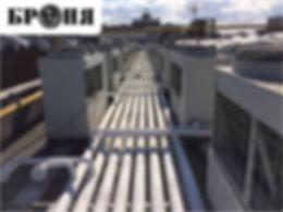Броня Металл теплоизоляция