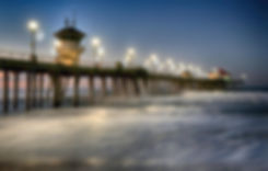 Early Morning Huntington Beach Pier