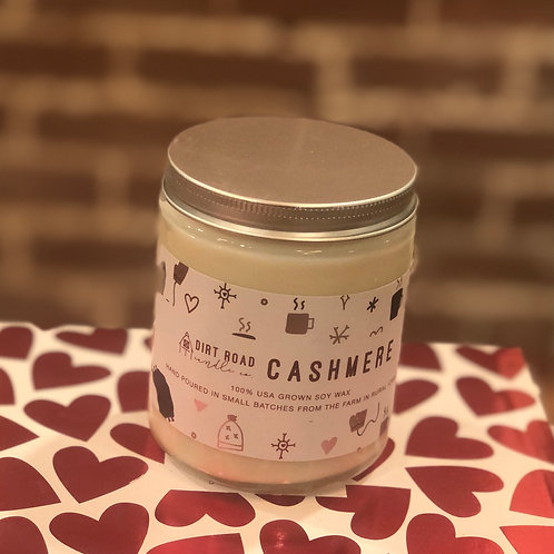 Dirt Road Candle Co. CASHMERE 8 oz