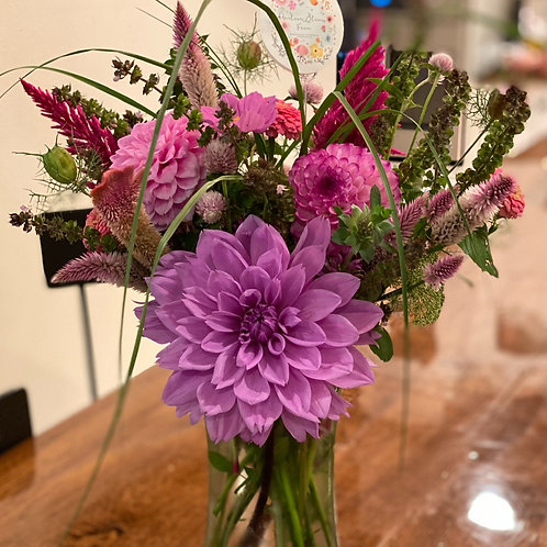 Fall Flower Share