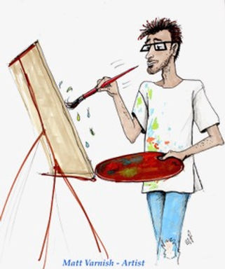 Mat Varnish - Artist..jpeg