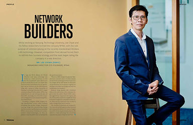 RFNet exclusive interview with Milestone, Singapore manufacturer, wireless lan product.