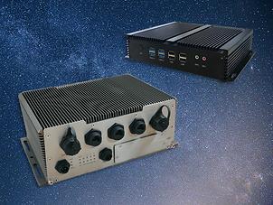 RFNet Industrial Railway Surveillance System, Industrial Ruggedized Network Video Recorder, NVR, WCRU