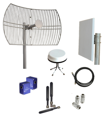 Accessories, Antenna, RF Cables, Connectors