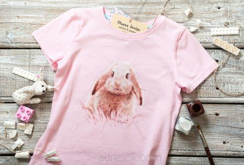 Детские футболки (ассортимент)