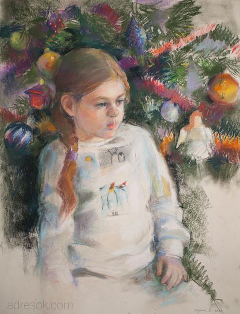 Портрет Софии