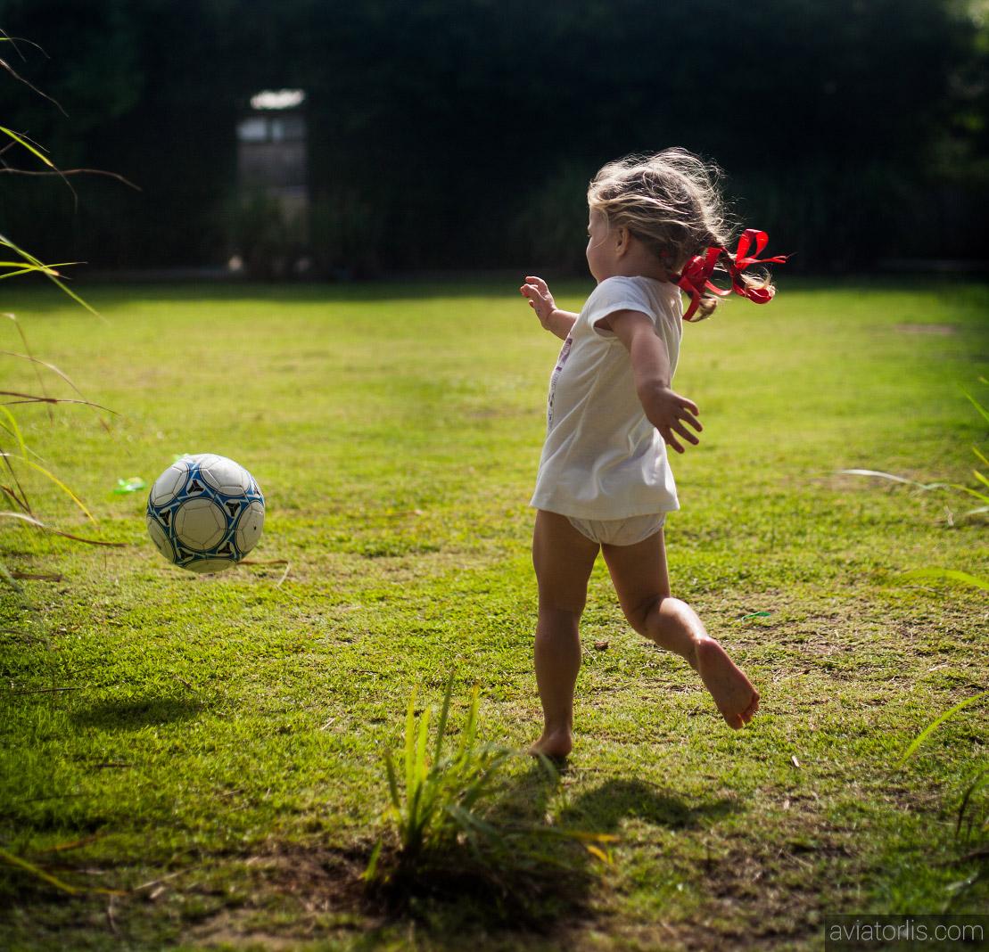 Детская фотосъемка, спорт
