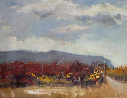 Осень в Солнечной долине