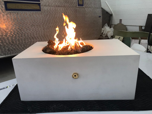 Element Firepit Front