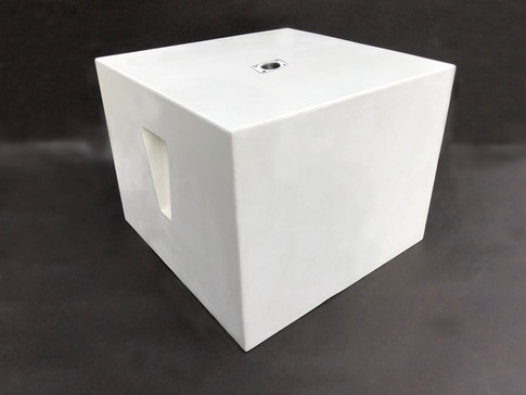 The Cube - A side table