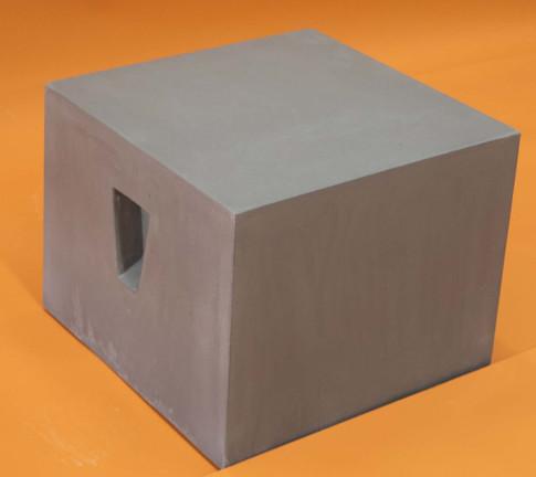 Cube Charcoal