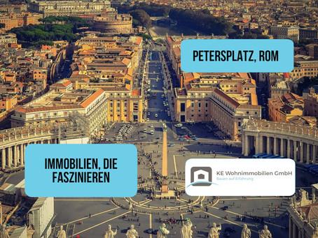 Immobilien, die mich faszinieren – Petersdom in Rom