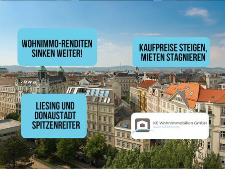 Ranking der Immo-Renditen in Wien