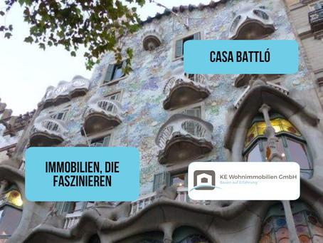 Immobilien, die mich faszinieren - Casa Battló Barcelona