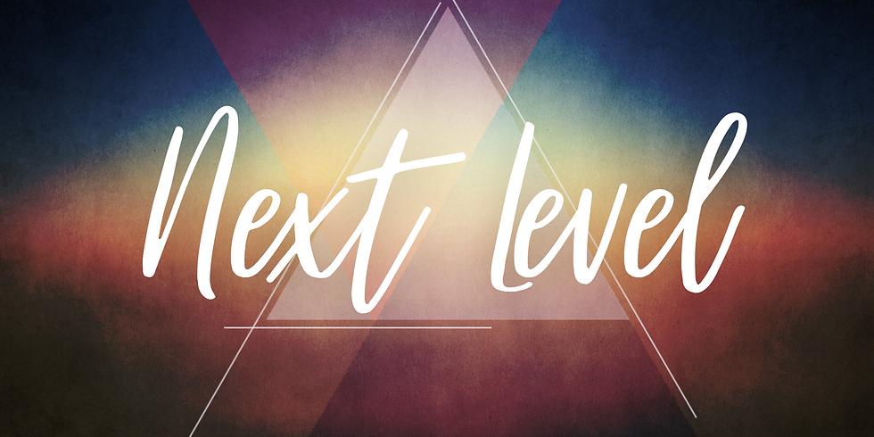 Next Level // Krystal Marron