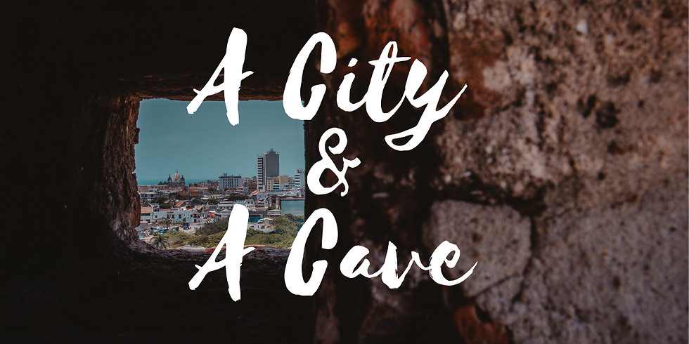 A City & A Cave // Dora Chee
