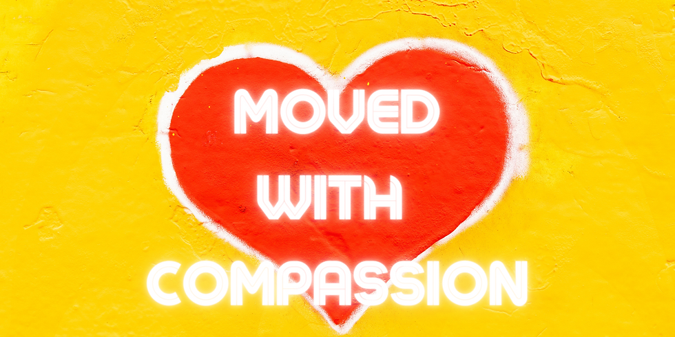Moved With Compassion // Terry Wong