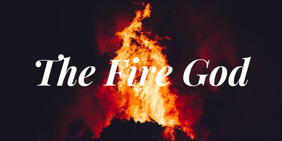 The Fire God // Terry Wong