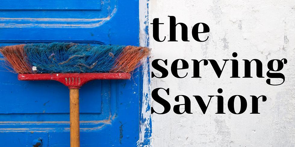 The Serving Savior // Terry Wong