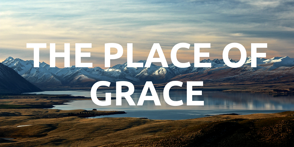 The Place of Grace // Terry Wong