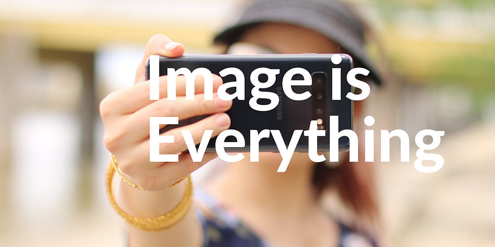 Image is Everything // Terry Wong