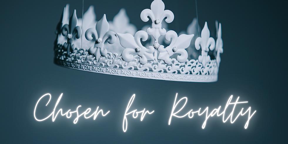 Chosen for Royalty // Aaron Tsang