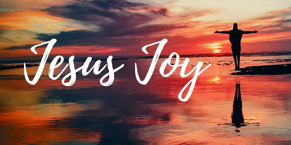 Jesus Joy // Terry Wong