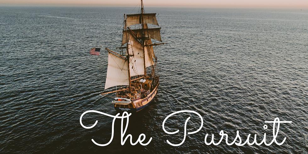 The Pursuit // Aaron Tsang