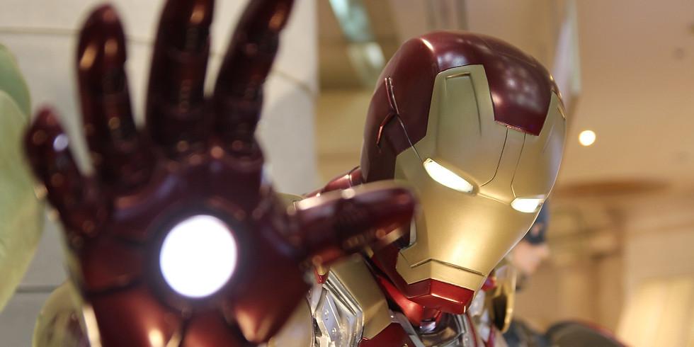 Iron Man 2020 // Terry Wong