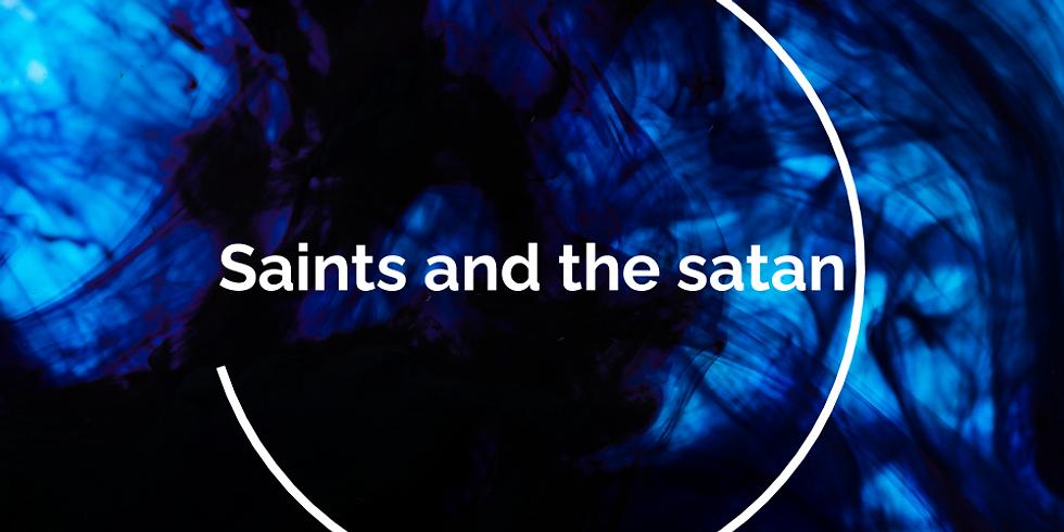 Saints and the satan // Israel Nitta