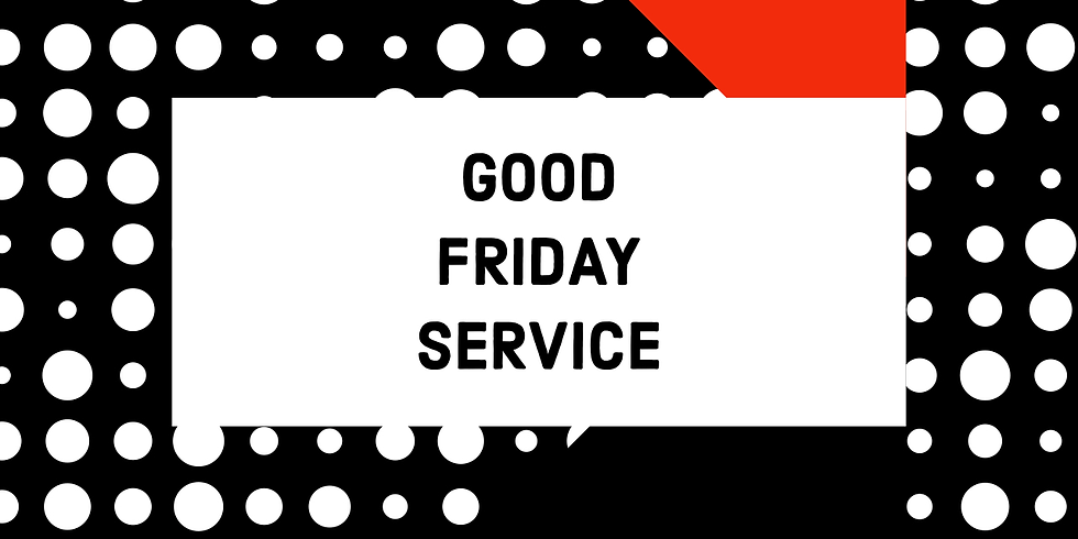 Good Friday Communion Service // Aaron Tsang