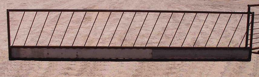 24' Feeder Panel