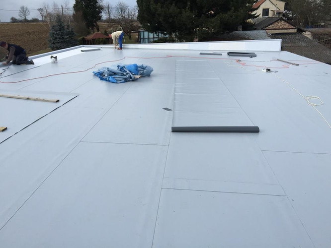 Střecha Rudná